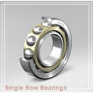 99500/99100 Single row bearings inch