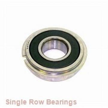32968 Single row bearings inch